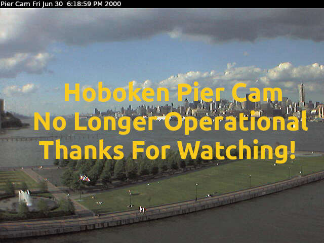 Webcam For The Port Of New York